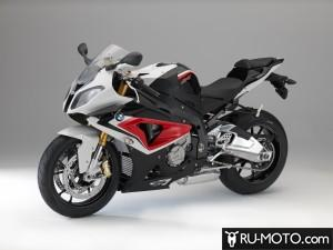 Фото S 1000 RR Racing Red Alpine White Sapphire Black Metallic