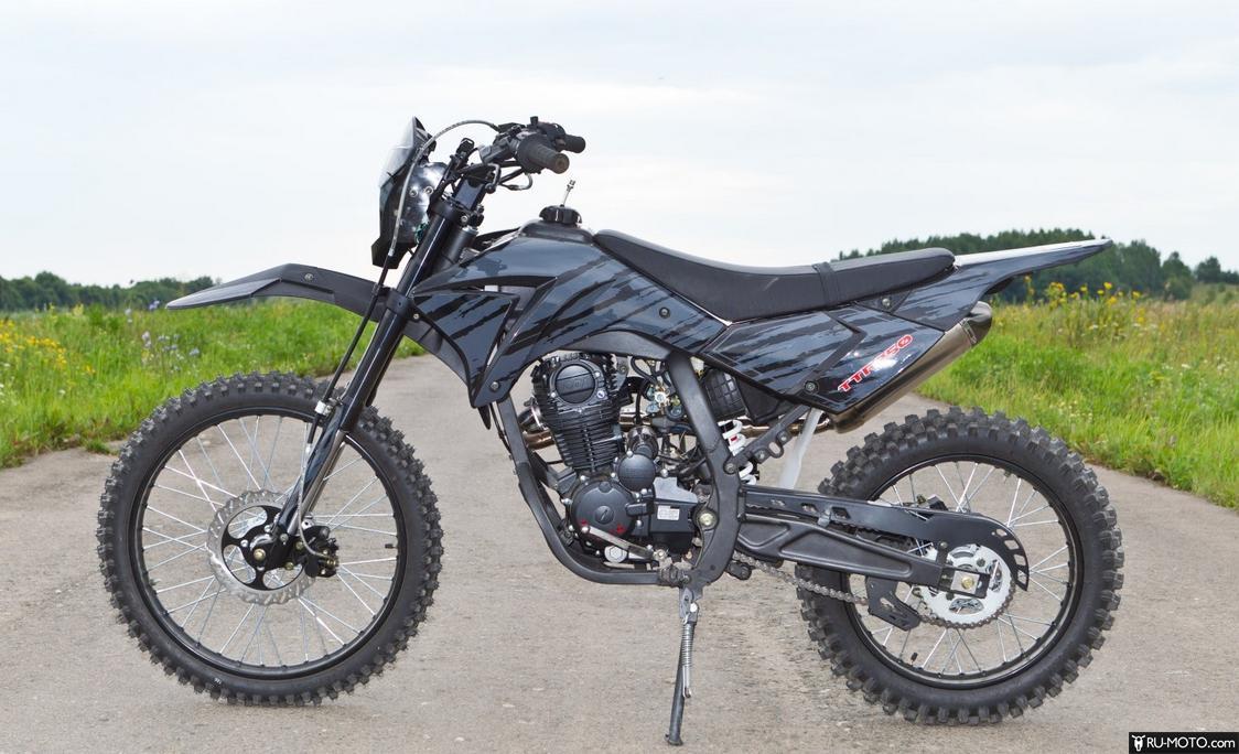 мотоцикл ирбис ттр 250 фото