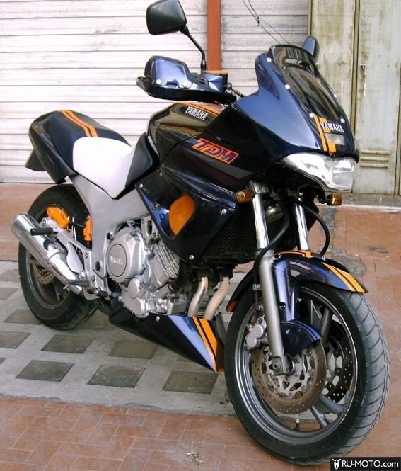 yamaha-tdm-850-tuning-styling