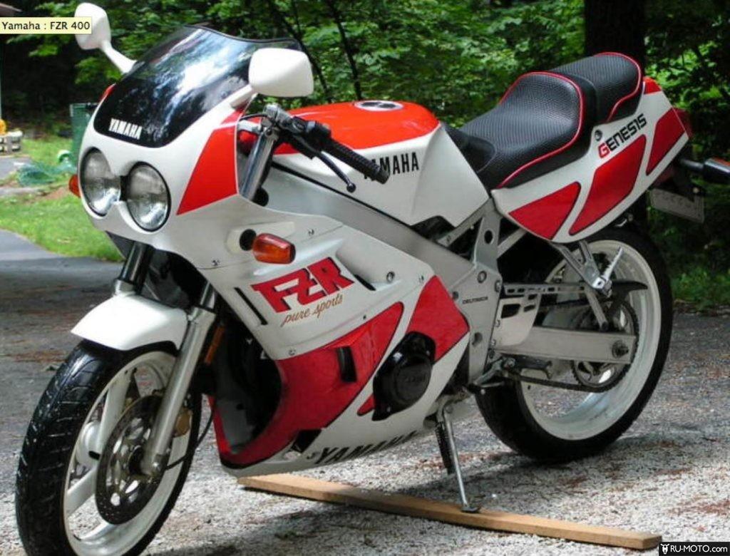 Тюнинг Yamaha FZ 400