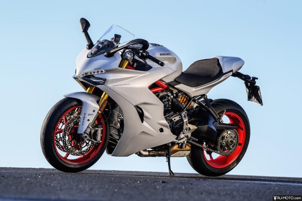 Ducati 939 Supersport S