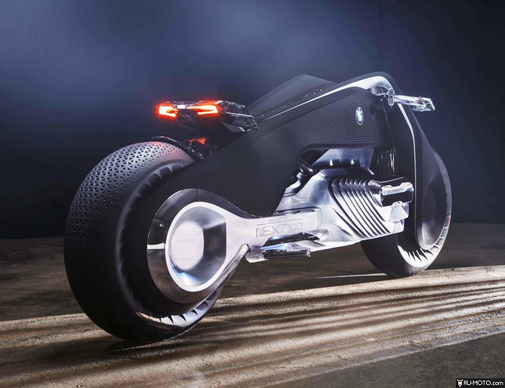 BMW Concept VISION NEXT 100