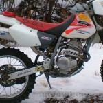 Подробный обзор мотоцикла Honda XR250