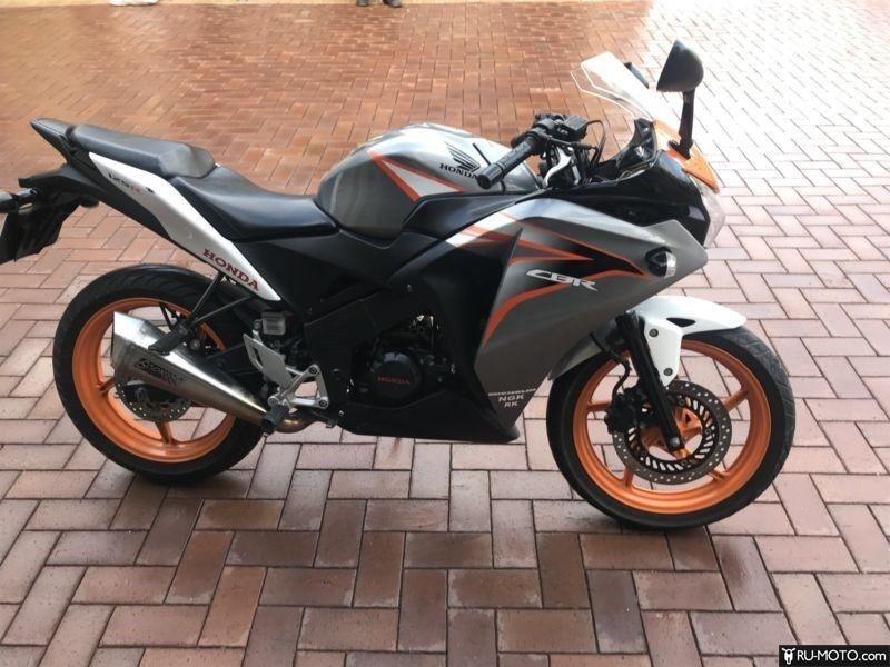 Чем интересен мотоцикл Honda CBR 125