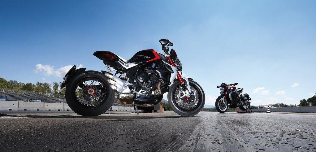 Ждём два новых мотоцикла от MV Agusta