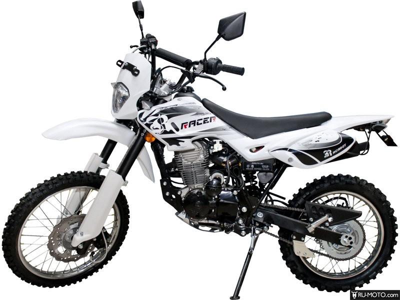 Мотоцикл Racer Enduro RC150 GY