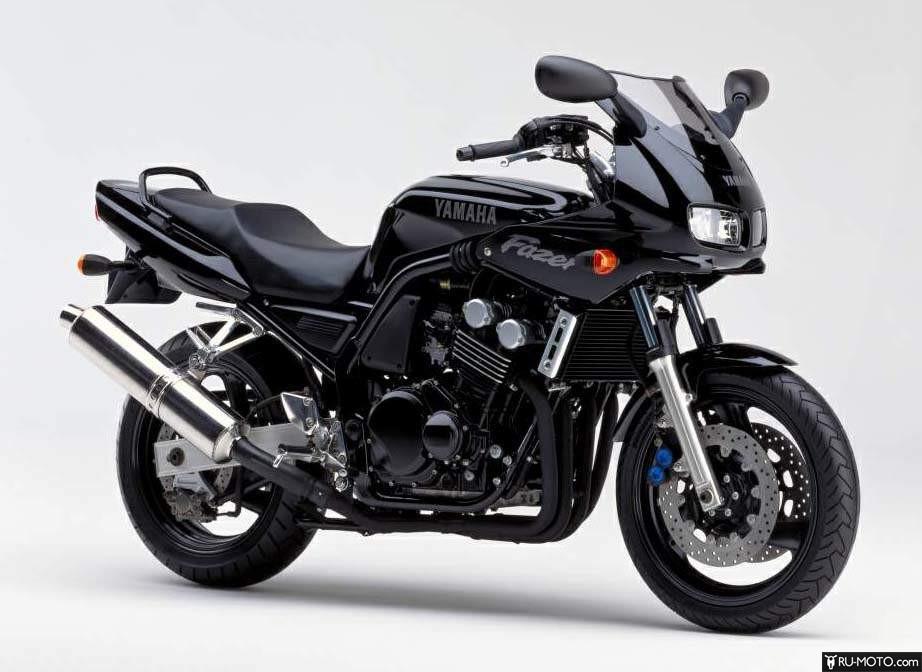 Мотоцикл Yamaha FZ 400
