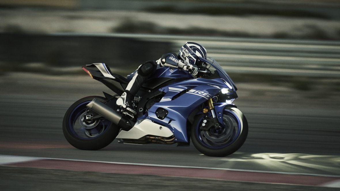 Модельный ряд мотоциклов Yamaha 2017 года