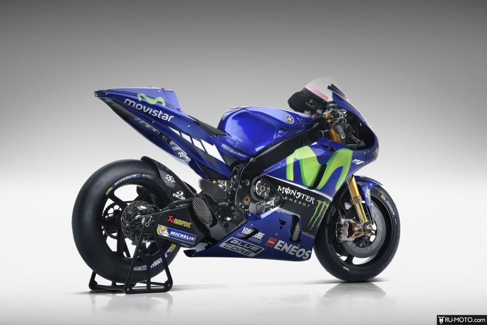 Yamaha MT 09 2017 года