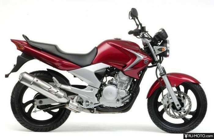 Yamaha YBR 250. Фото №1