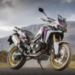 Полный обзор мотоцикла Honda Africa Twin