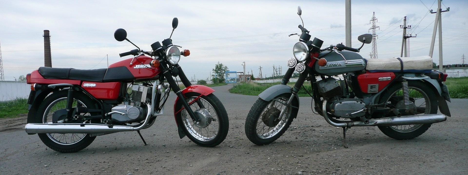 Обзор и технические характеристики мотоцикла Ява 350/638