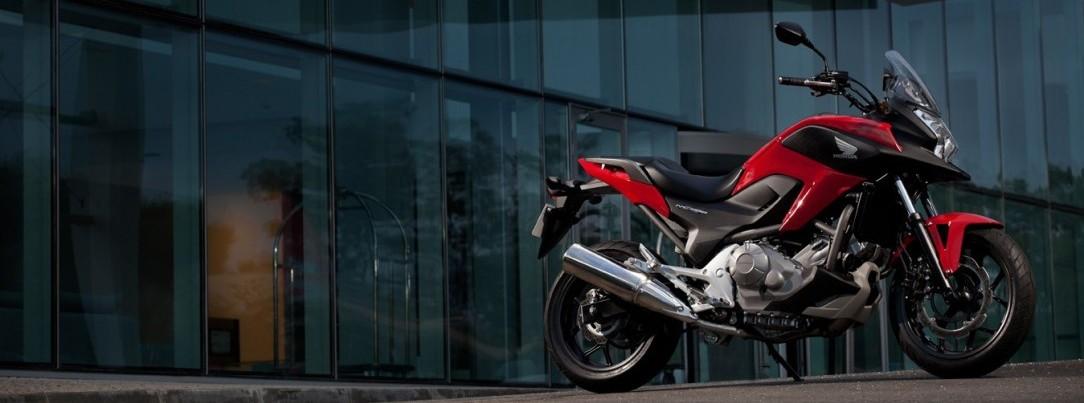 Обзор мотоцикла Honda NC700X