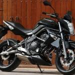 Обзор мотоцикла Kawasaki ER-6N