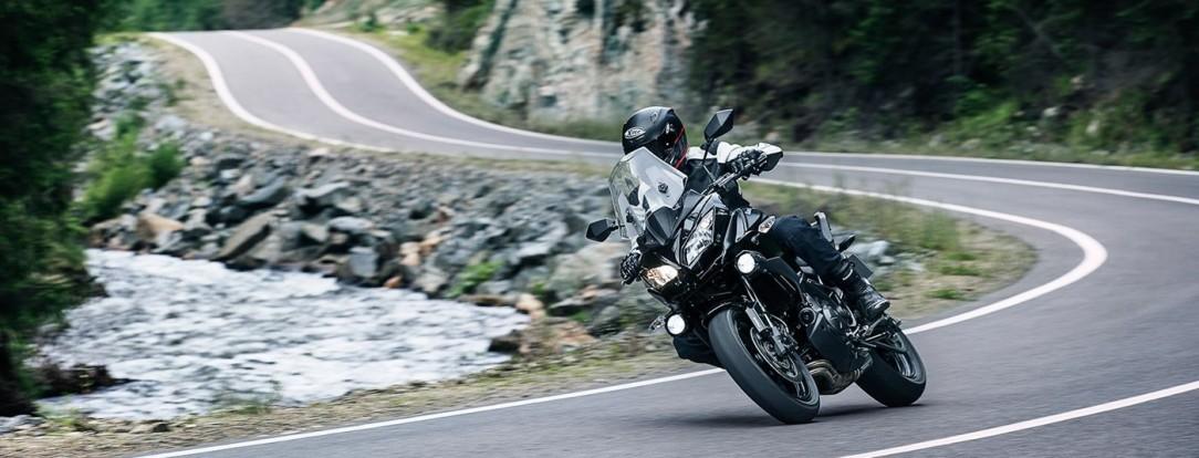 Обзор мотоцикла Kawasaki Versys 650