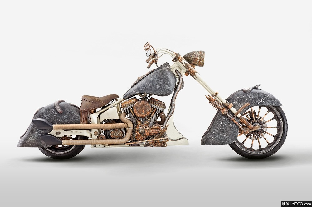 Medusa TT Custom Choppers