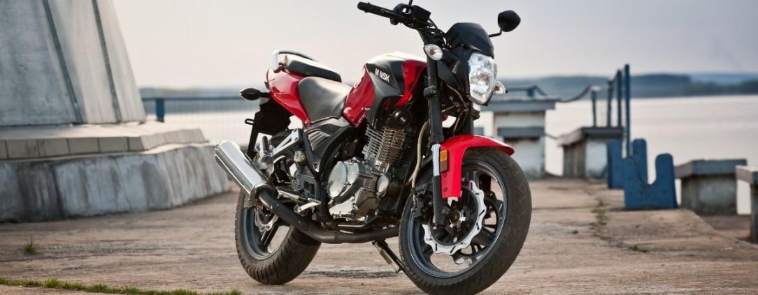 Обзор мотоцикла Минск С4 250