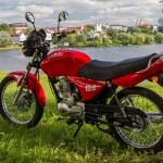 Обзор мотоцикла Минск D4125