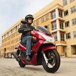 Подробный обзор скутера Honda PCX150