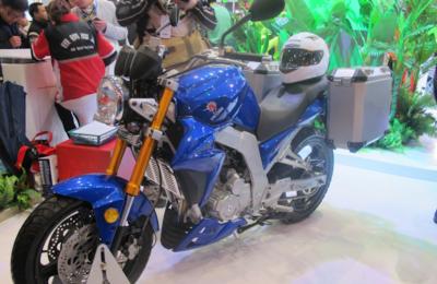 Новые модели китайских мотоциклов 2018