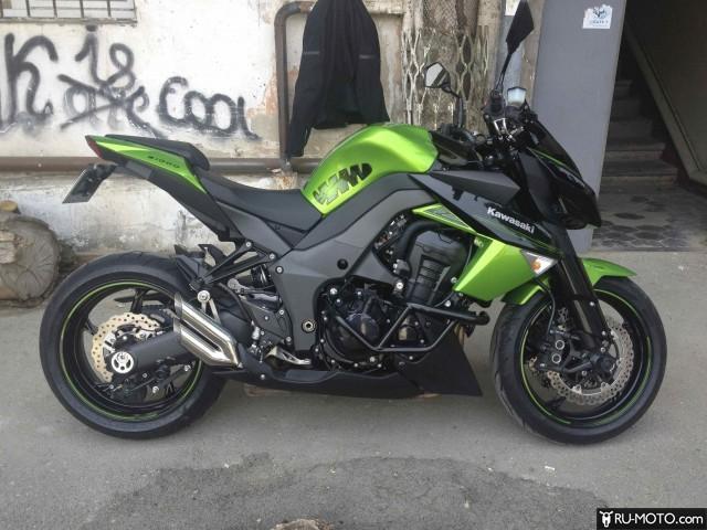 Тюнинг Kawasaki z1000