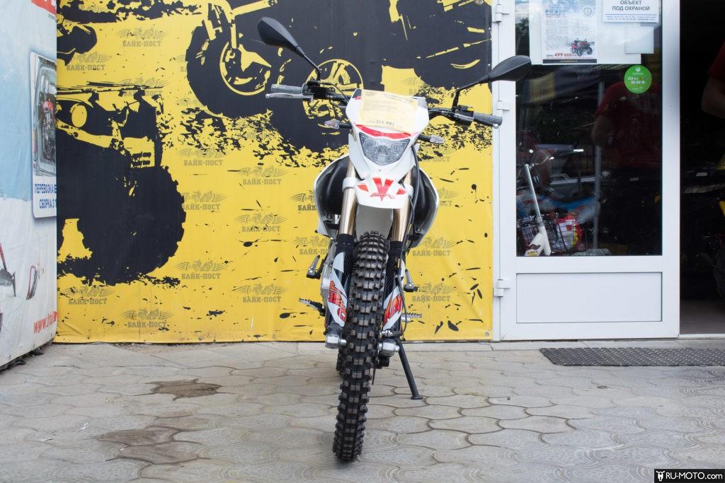Мотоцикл Kayo T2 250