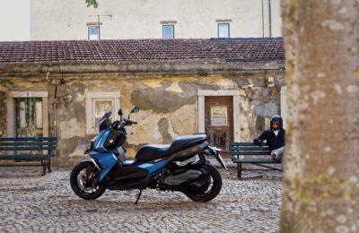 Скутер BMW C400X