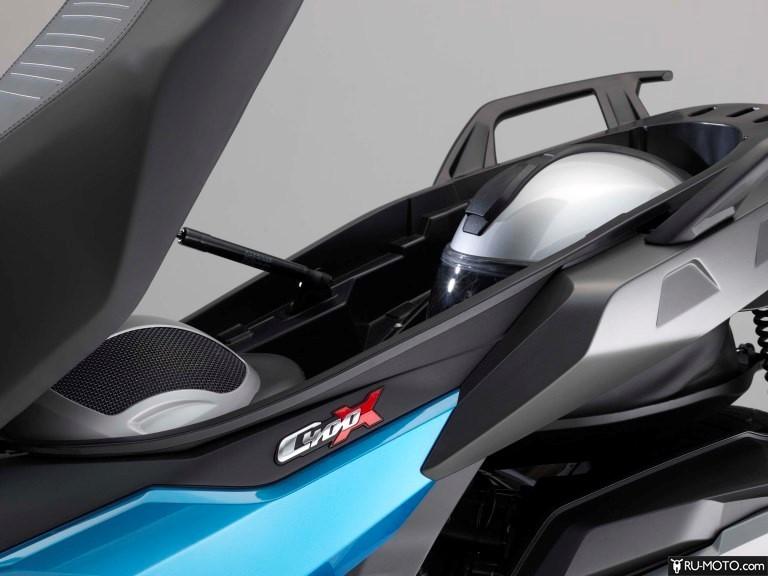 Багажник BMW C400X