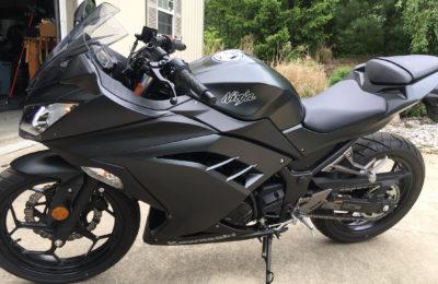 Полный обзор мотоцикла Kawasaki Ninja 300