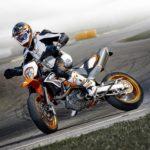 Обзор мотоцикла KTM 690 SMC