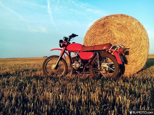 Мотоцикл Минск ММВЗ-3.112