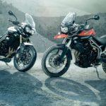 Triumph Тiger 800 для истинных ценителей экстрима и классики