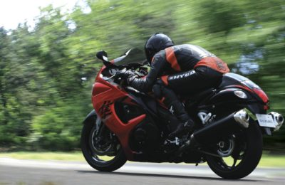 Обзор мотоцикла Suzuki GSX 1300 R Hayabusa