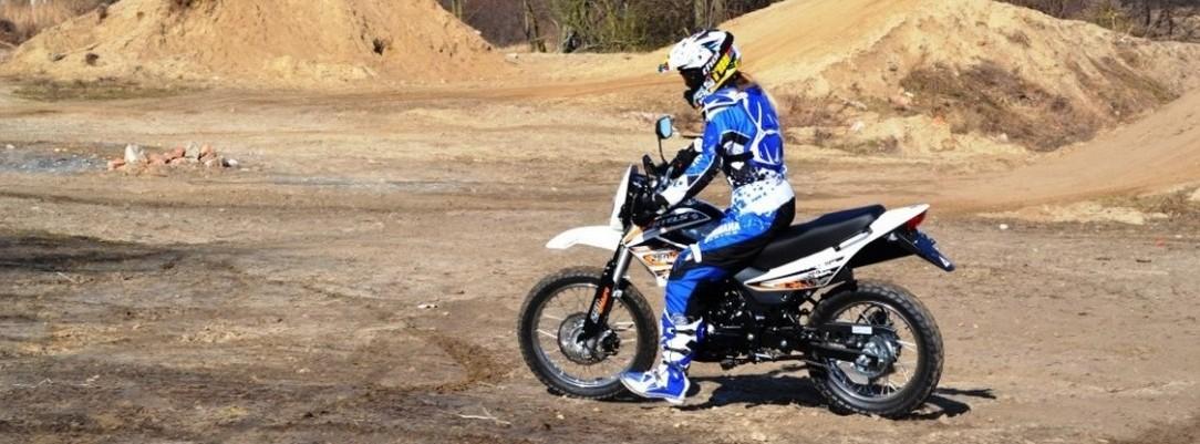Большой обзор мотоцикла Stels Enduro 250