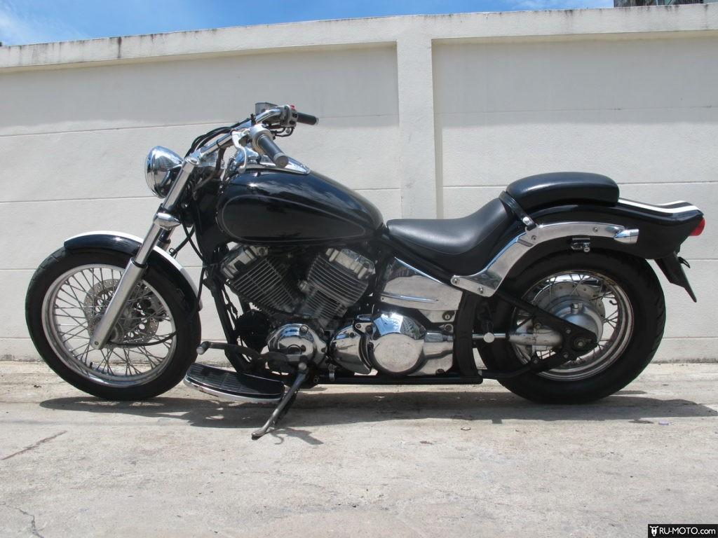 Yamaha drag star 400 custom