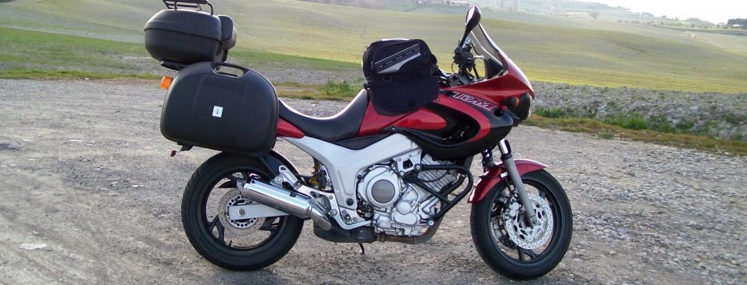 Подробный обзор мотоцикла Yamaha TDM 850