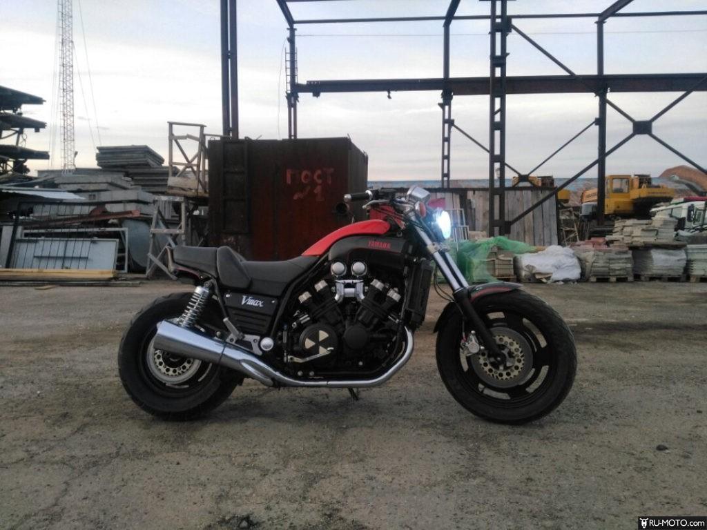 Тюнинг Yamaha XVZ 1200 Venture
